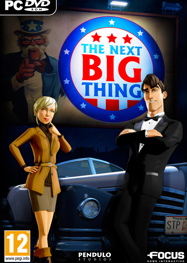 The Next Big Thing (Hollywood Monsters 2)